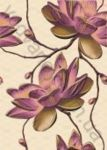 Плитка декор настенная DIVA FLOWER 25 x 35 CERSANIT