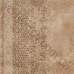 Плитка грес / керамогранит глазурованный OPOCZNO Misty Stone beige border 45 x 45
