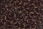 Плитка декор настенная OPOCZNO Zebrano brown inserto ornament 30 x 45