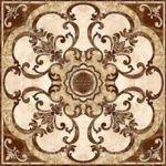 Композиция панно настенное InterCerama Emperador 86 x 86 коричневый 031 комплект 4 шт