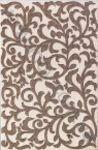 Плитка декор настенная InterCerama Venge 23 x 35 коричневый 011