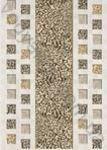 Плитка декор настенная БерезаКерамика КВАДРО 25 x 35 белый