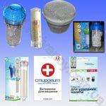 Фильтры с фосфатами и анионитами, Умягчители