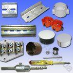 Монтажное оборудование и приспособления для электрических сетей
