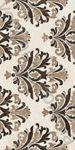 Плитка декор настенная Lorenzo Intarsia 300 x 600 глазурь бежевый Н41301