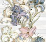 Композиция панно настенное InterCerama Batik 50 x 46 серый 071  комплект 2 шт