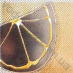 Плитка декор настенная OPOCZNO Inwencja inserto orange 10 x 10