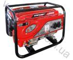 Генератор бензиновый  Бригадир Standart   БГ-603H 3-фазный 6.0 кВт ручной стартер 91826000