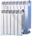Радиатор биметалл 350 x 80 GRANDINI