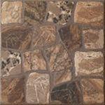 Плитка грес / керамогранит глазурованный PAMIR brown 32.6 x 32.6 CERSANIT