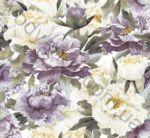 Композиция панно настенное InterCerama Metalico 46 x 50 фиолетовый 051 комплект 2 шт