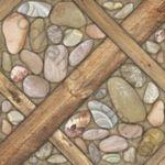 Плитка грес / керамогранит глазурованный BELANI Arizona brown 41.8 x 41.8