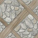 Плитка грес / керамогранит глазурованный BELANI Arizona grey 41.8 x 41.8