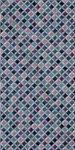 Плитка настенная BELANI Symphony dark blue 25 x 50