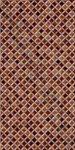 Плитка настенная BELANI Symphony dark brown 25 x 50