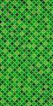 Плитка настенная BELANI Symphony dark green 25 x 50