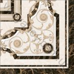 Плитка декор напольная InterCerama Fenix 43 x 43 бежевый 021-1