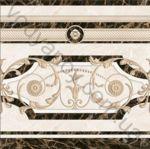Плитка декор напольная InterCerama Fenix 43 x 43 бежевый 021-2