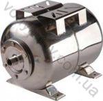 Гидроаккумулятор водоснабжения   25 л   нержавейка