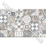 Плитка декор настенная MARGO патчворк 25 x 40 CERSANIT