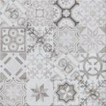 Плитка декор напольная CONCRETE STYLE patchwork 42 x 42 CERSANIT