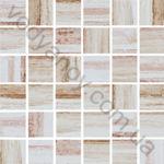 Плитка декор настенная MARBLE ROOM mosaic lines 20 x 20 CERSANIT