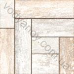 Плитка напольная InterCerama Bale 43 x 43 бежевый 021