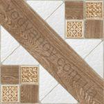 Плитка напольная InterCerama Country 43 x 43 светло-коричневый 031