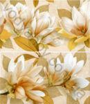 Композиция панно настенное InterCerama Safari 46 x 40 коричневий 031-1 комплект 2 шт