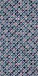Плитка настенная BELANI СИМФОНИЯ 25 x 50 темно-синий