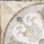 Плитка декор напольная BELANI ПАЛАЦЦО 41.8 x 41.8 оливковый 197201