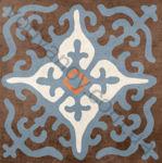 Плитка декор напольная Africa mix 3 186 x 186 Н1Б03
