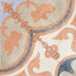 Плитка декор напольная Ethno mix-04 186 x 186 Н8Б04