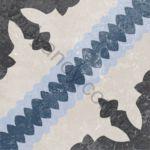 Плитка декор напольная Ethno mix-11 186 x 186 Н8Б11