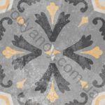 Плитка декор напольная Ethno mix-13 186 x 186 Н8Б13