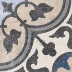 Плитка декор напольная Ethno mix-21 186 x 186 Н8Б21
