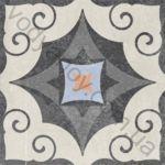 Плитка декор напольная Ethno mix-23 186 x 186 Н8Б23