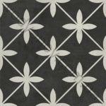 Плитка напольная Laurent mix-1 серый 186 x 186 592110