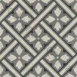 Плитка напольная Laurent mix-3 серый 186 x 186 592130