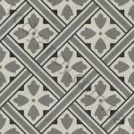 Плитка напольная Laurent mix-4 серый 186 x 186 592140