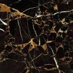 Плитка напольная Saint Laurent черный  607 x 607 9АС510