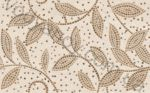 Плитка настенная Travertine Mosaic декор коричневый 250 x 400 1Т7161