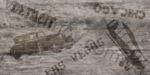 Плитка декор настенная грес Vesta Detroit коричневый ректифицированная 300 x 600 У37980