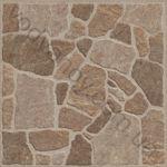 Плитка напольная Cortile 400 x 400 коричневый 2F783