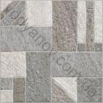 Плитка напольная Misto Mattone 400 x 400 серый 3F283