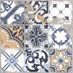 Плитка декор напольная Limestone Vintage 2 600 x 600 ректифицированная 23Б56